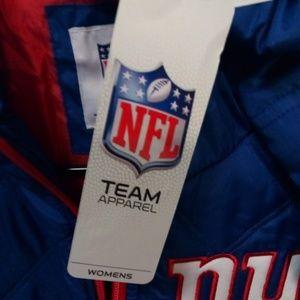Women's NFL NY Giants Jacket